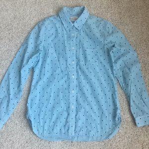 Madewell's Broadway & Broome cotton shirt,xs